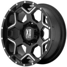 Crux (XD812) Tires