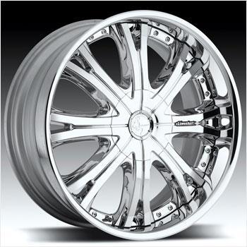LT-8 (52 C) Tires