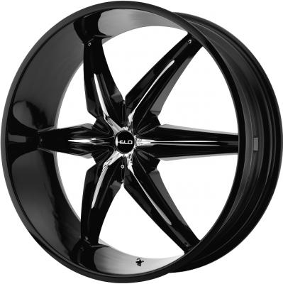 HE866 Tires